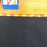 measure bookcase glue sticks